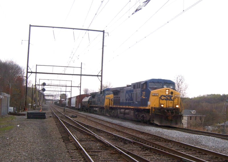 CSX Q301